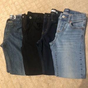 Other - Boys Denim Jeans Bundle Sz 7